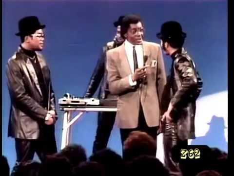 Run Dmc August161984 Rock Box Jammaster JayYouTube