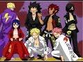 Bản sao của [Fairy Tail] Sát Long Nhân- Những con người mang sức mạnh của Rồng