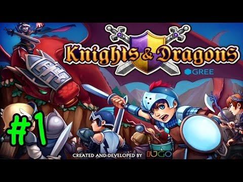 KNIGHTS & DRAGONS - Epic Action RPG Walkthrough Ep.1