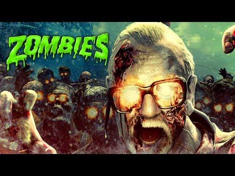 GEORGE ROMERO ZOMBIES (Black Ops 3 Zombies)