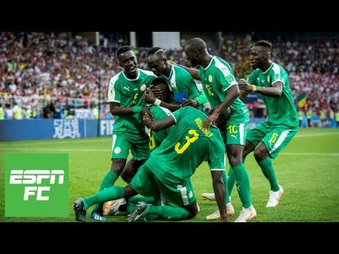 How Senegal managed to upset Poland 2-1 at the 2018 World Cup | ESPN FC