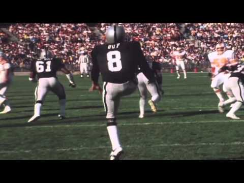 Video Tribute for Hall of Famer Ray Guy