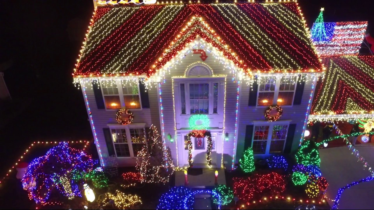 Bob Mangan\'s Lights!! - YouTube