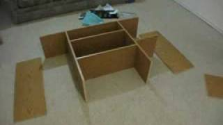The Making Of My Shoe Rack