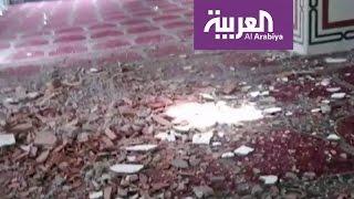 ميليشيا الحوثي تقصف مسجدا اثناء صلاة الجمعة في مأرب وتقتل والعشرات بينهم جنود