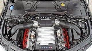 POV Audi S8 V10 450hp