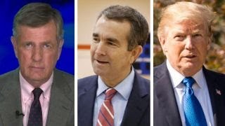 Hume: Unpopularity of Trump won race for Northam