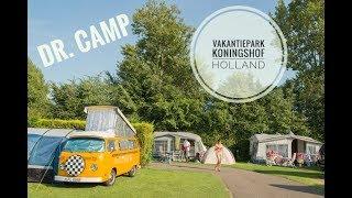 Dr. Camp testet den Vakantiepark Koningshof - Campingplatz nahe Katwijk in Holland