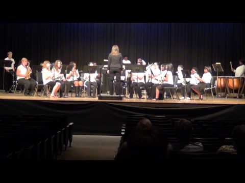Junior District Band Festival - Maces Lane Middle School Festival Band