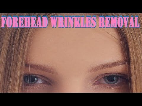 Forehead Wrinkles Removal Frequency - Binaural Beat with Isochronics Smooths Facial Energy