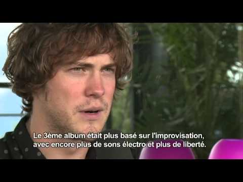 MGMT interview at Montreux Jazz Festival 2014