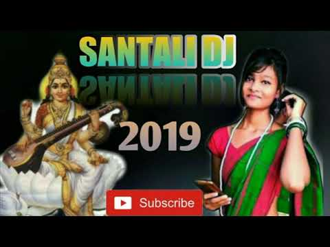 New Santali Dj Song 2019 || Saraswati Puja  ||