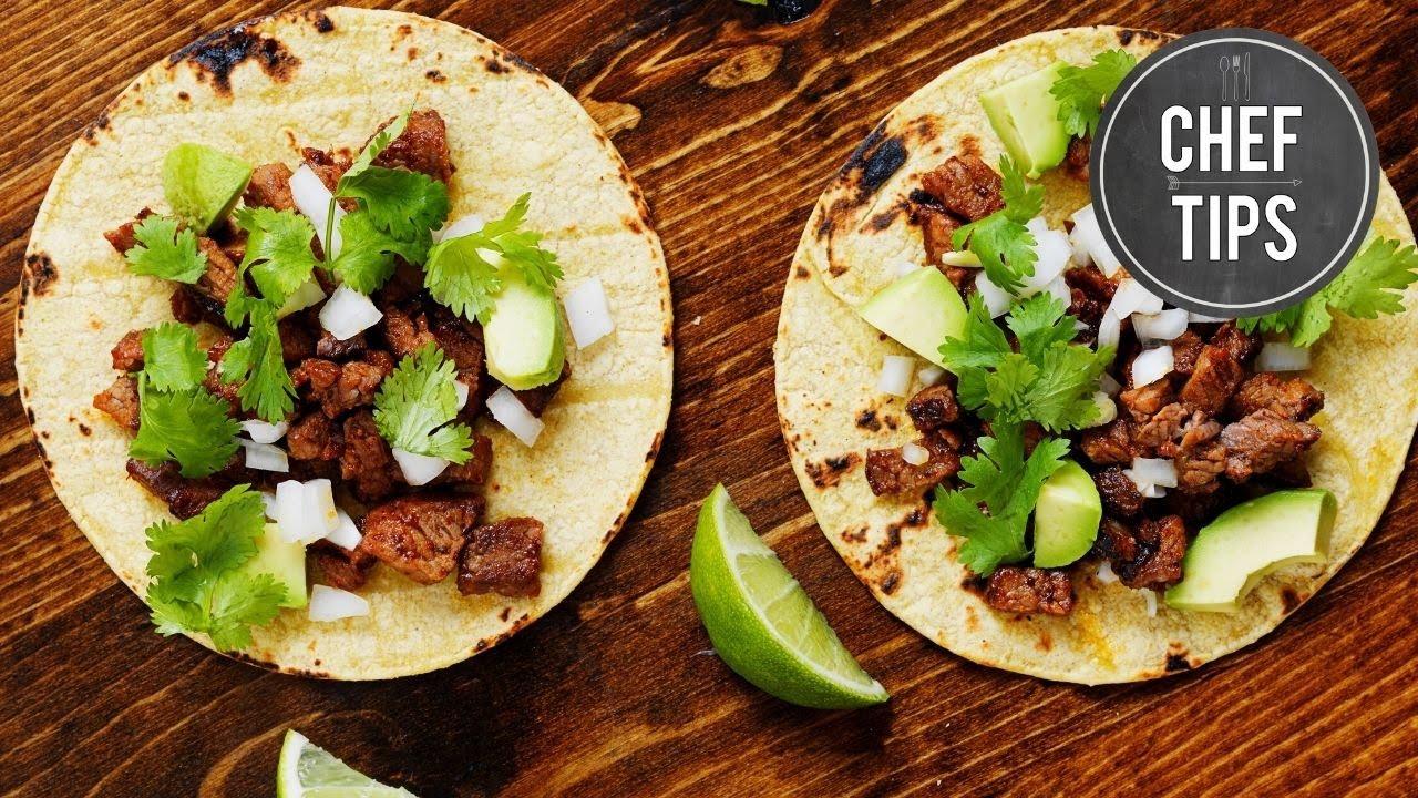 Street Taco Recipe Youtube
