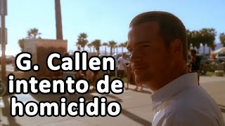 NCIS: Los Angeles | G Callen intento de homicidio (Audio Latino) HD