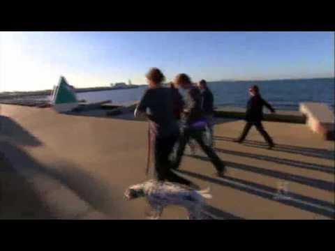 Tony Robinson's Time Walk Geelong - Nathan Deakes 50km Walk World Record