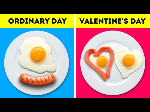 25 VALENTINE DAY IDEAS FOR YOUR LOVERS