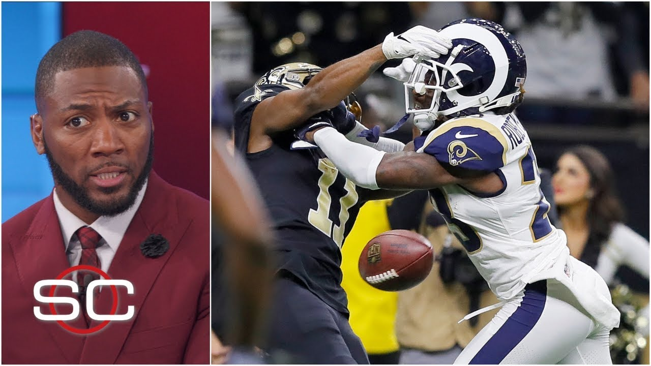 rams-beat-saints-after-controversial-missed-pass-interference-call-sportscenter