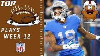 Top Plays of Thanksgiving Day! | NFL 2018 Highlights
