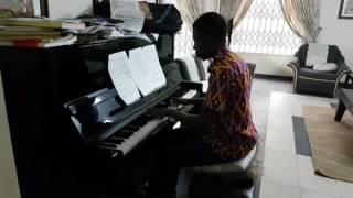 Elikem Seake-Kwawu plays Chopin's Nocturne in C# minor