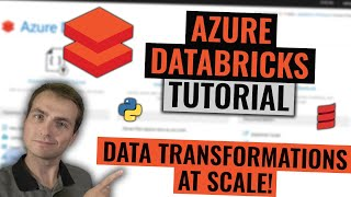 Gambar cover Azure Databricks Tutorial | Data transformations at scale