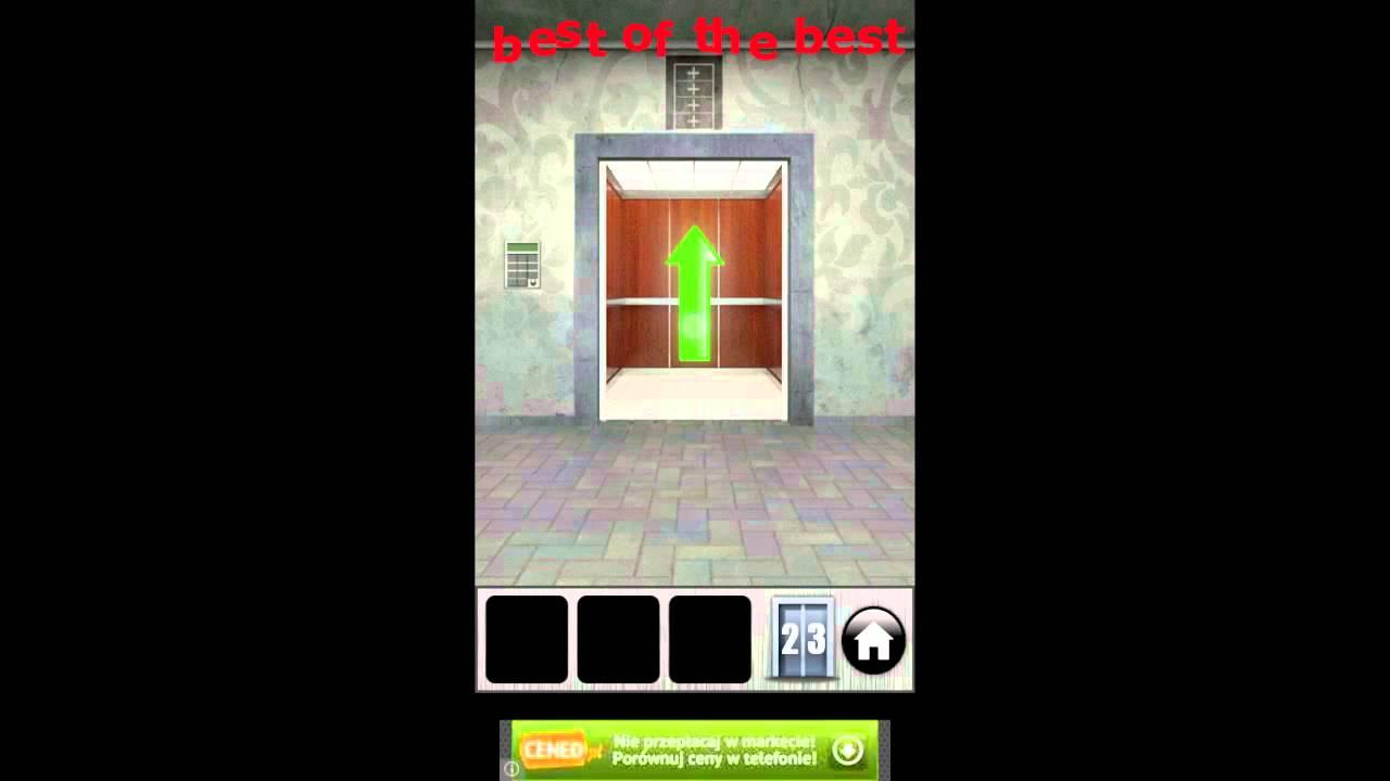 100 Doors Of Revenge Level 23 24 Walkthrough 100 Doors Of Revenge Walkthrough Youtube