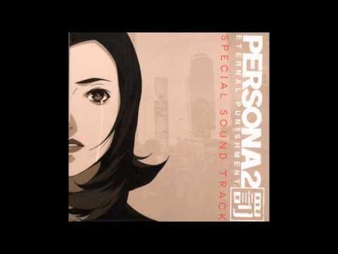 Persona 2 EP (Special Soundtrack) - Parabellum II -Shoji Meguro Rearrange Ver-