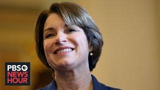 Amy Klobuchar on her top 3 priorities as president