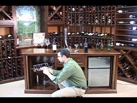 La Cache Wine Credenza : Best wine storage cabinets images coolers