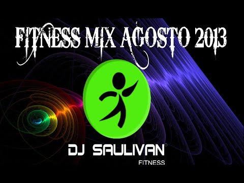 MUSICA PARA ZUMBA FITNESS MIX AGOSTO 2013-DJSAULIVAN