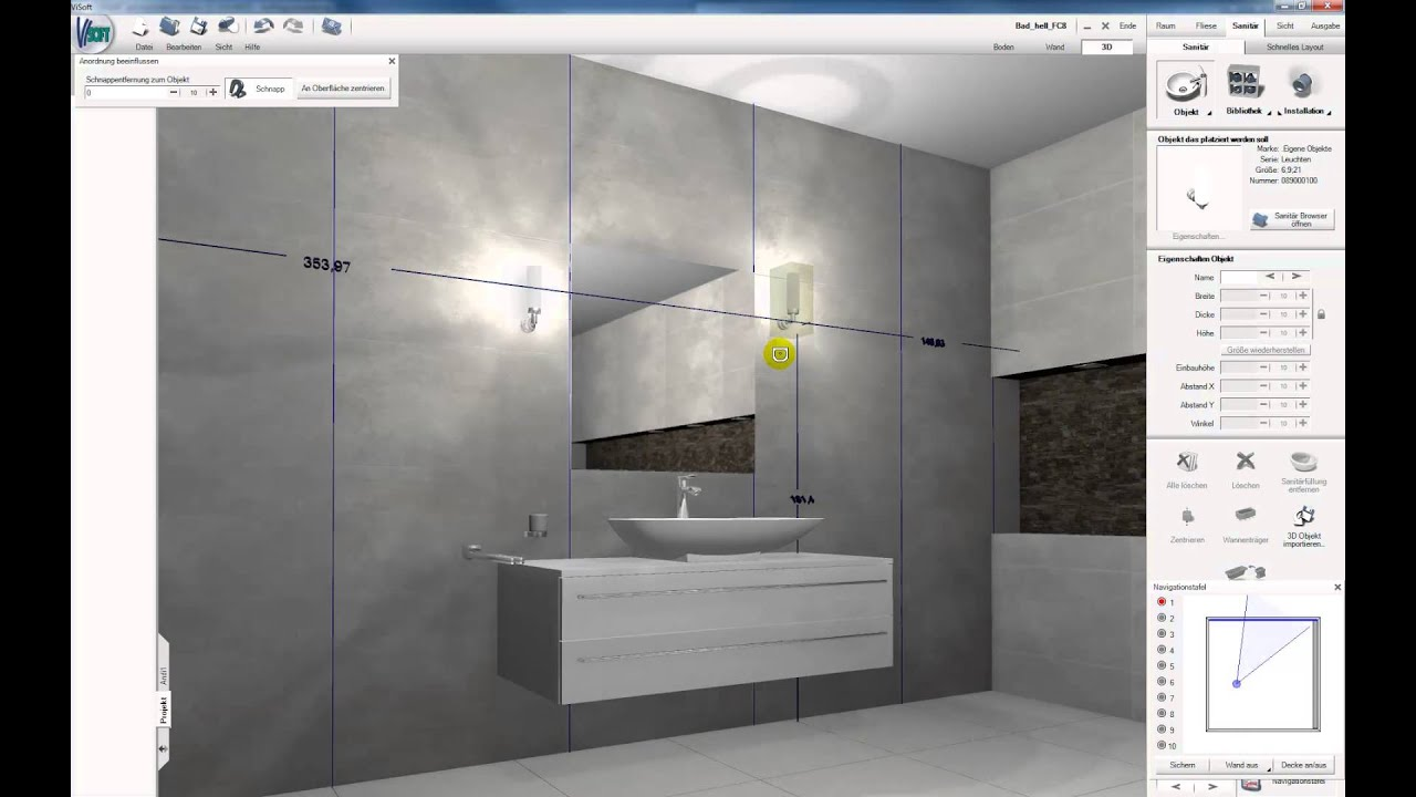 DE]: Light Objekts into ViSoft Premium 3D Rendering Software ...