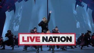 the reputation stadium tour is go live nation uk