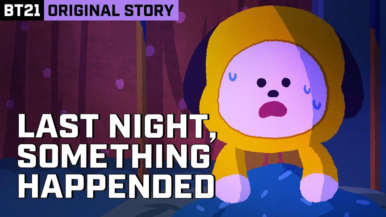 BT21 ORIGINAL STORY EP.06 - A Day in the Life of CHIMMY