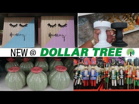 DOLLAR TREE * NEW FINDS!!! COME WITH ME 9-22-19