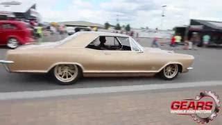 Buick Riviera by Goldman Customs / Gears Wheels and Motors