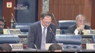[LIVE] Dewan Rakyat Session, October 17, 2018.