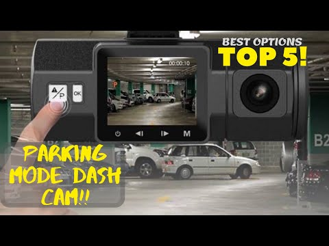 ✅ Best Dash Cam With Parking Mode 2020