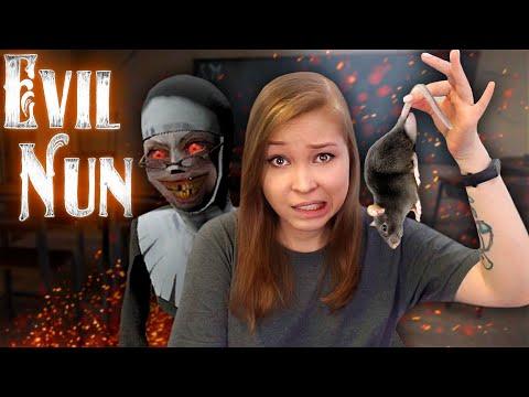 ВЕЛИКИЙ КРЫСОЛОВ! [Прохождение Evil Nun: Ужас в школе] №6