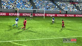 Introducing - Pro Evolution Soccer 2013 On the Pitch Episode 2