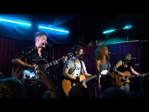 Striking Matches, Sam Palladio & Chaley Rose  I Ain't Leavin' Without Your Love Live