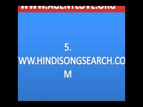 top 10 website for bollywood song lyrics