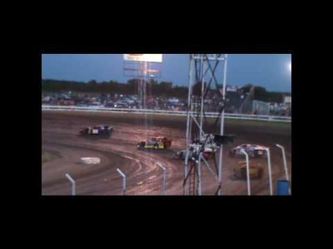 RJ Stroman Paris Motor Speedway 6-26