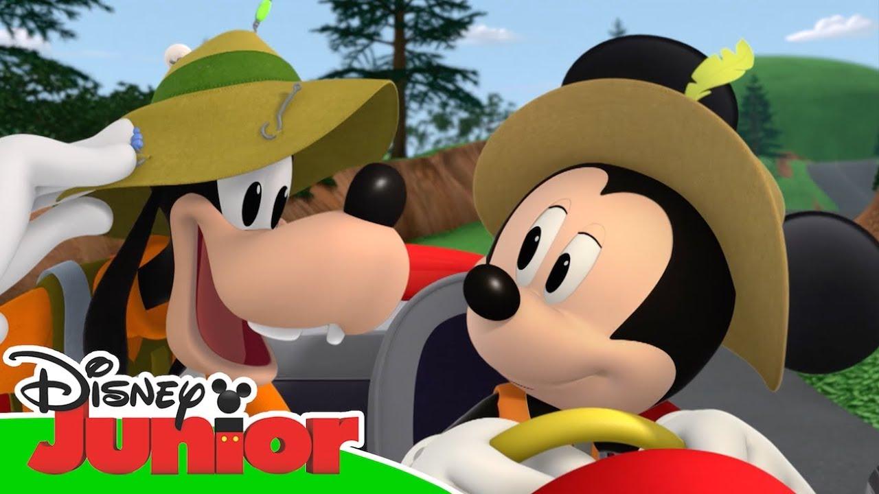 Topolino e gli amici del rally il viaggio di topolino e pippo