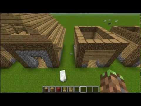 huis muur: Mooi huis van minecraft videos