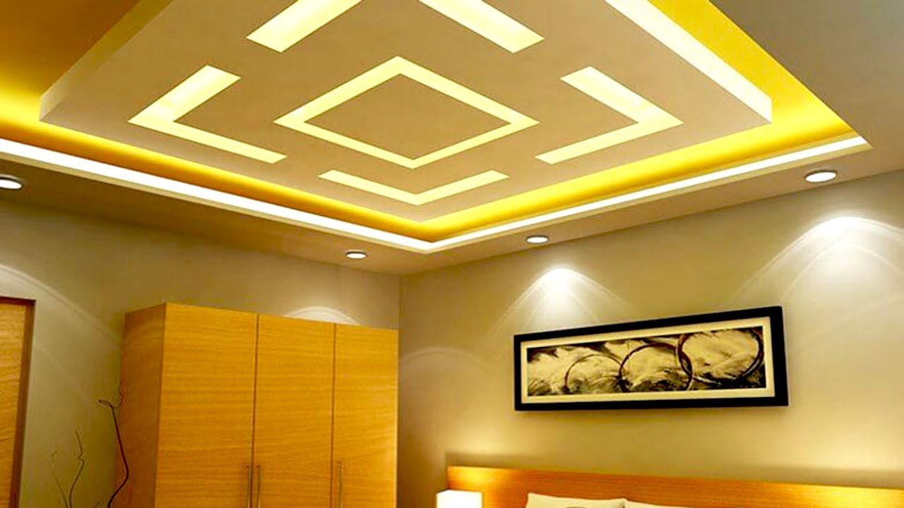 Modern False Ceiling Design In 3ds Max Youtube