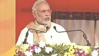 'Share Nitish Kumar's pain, Bihar suffered because of politics,' says PM Modi