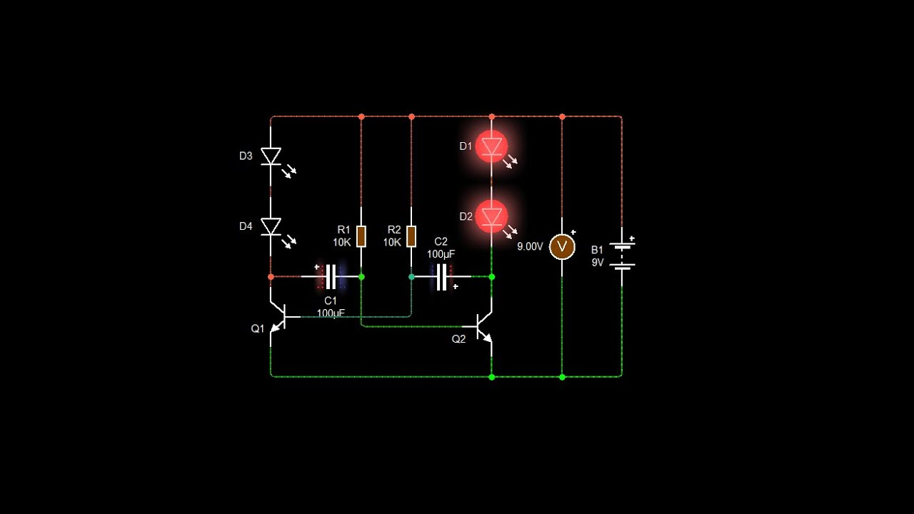 BEST SIMULATOR FOR BEGINNERS - CIRCUIT WIZARD - YouTube