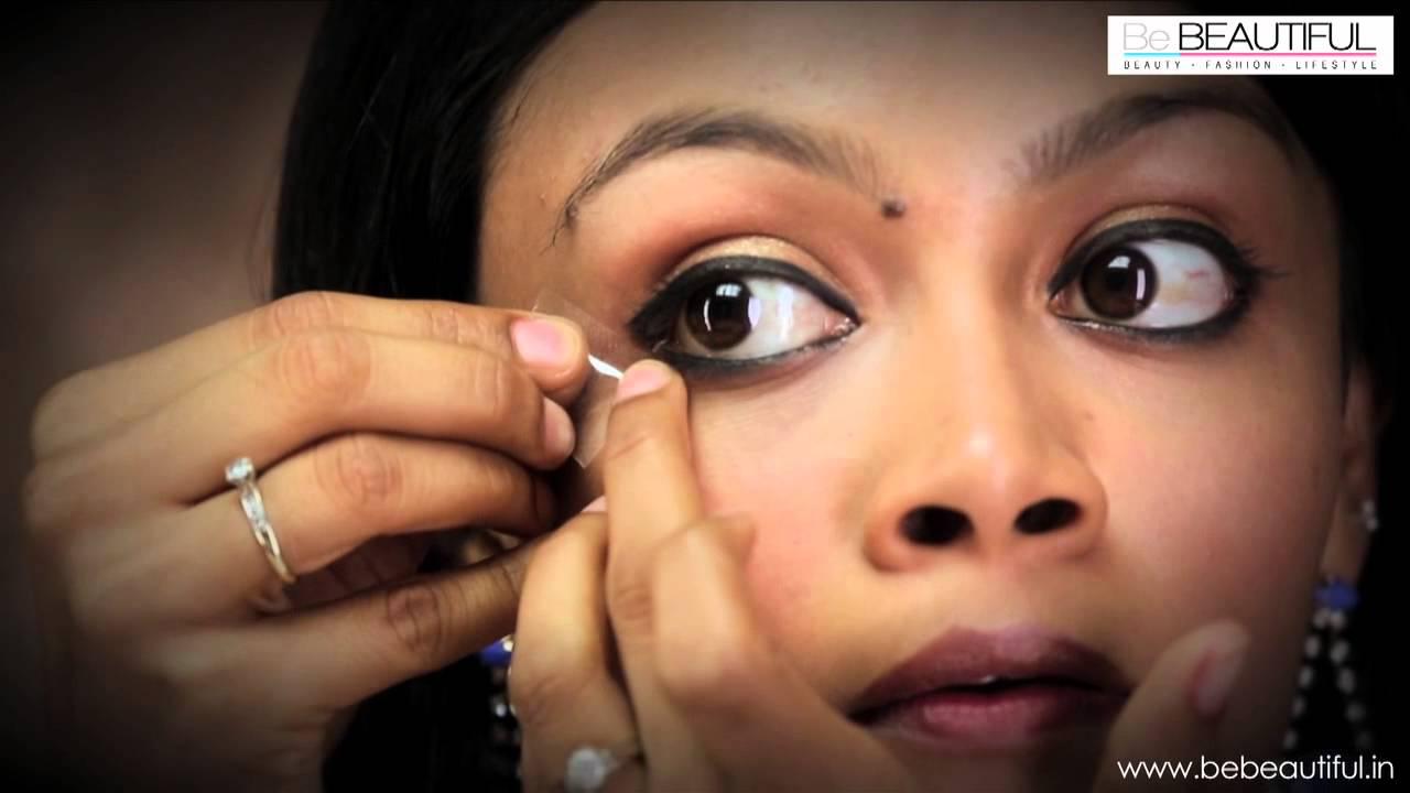 89fc92eaba8 How To Apply Eyeliner Perfectly | BeBeautiful - YouTube