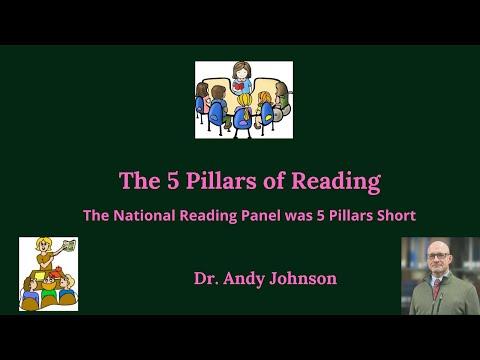 National Reading Panel: The Big 5 + 5 pillars of reading instruction