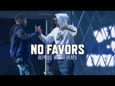 Big Sean ft Eminem  No Favors Instrumental Reprod Wocki Beats