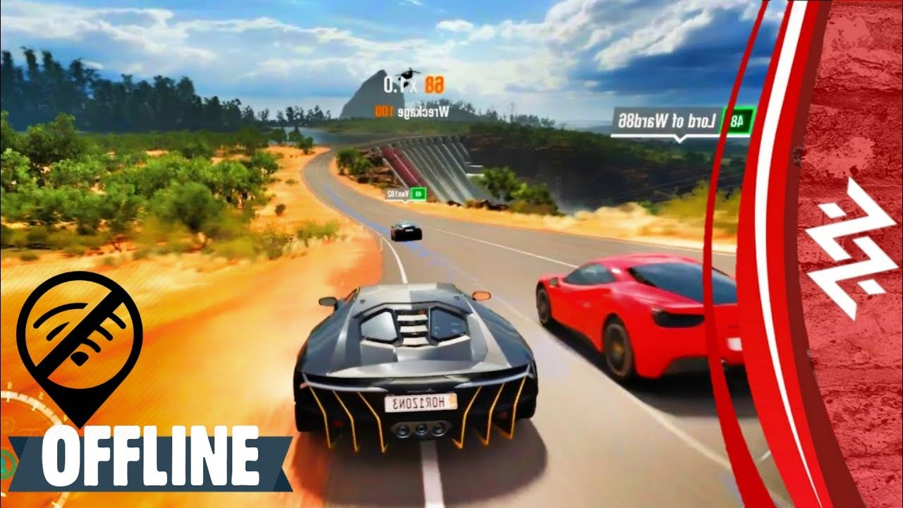 10 Insane RACING Games That Are Actually 'OFFLINE'!!!